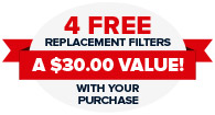 4 Free Replacement Filters